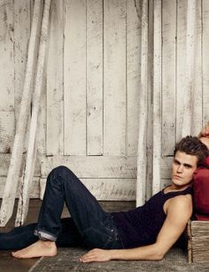 i feel like i am the only one on #teamstefan these days, but how can anyone not love this boy??