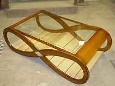 VERY STYLISH ART DECO 1920s 30s 40s COFFEE TABLE Diy Pallet Furniture, Steel Furniture, Home Decor Furniture, Dining Furniture, Furniture Design, Centre Table Design, Tea Table Design, Center Table Living Room, Coffee Bar Home