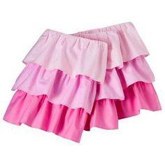 Triple Ruffle Solid Crib Skirt - Circo™ : Target