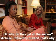 Patriarchy!