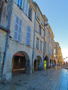 Rue du Palais, La Rochelle, France