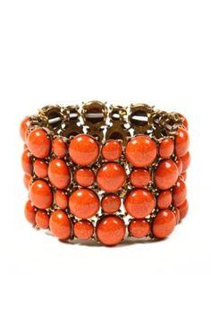Orange Bracelet!