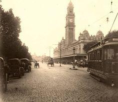 Estação da Luz - 1914