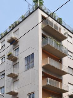 TÉCHNE Multi Story Building, Villa, Stairs, Exterior, Italy, Facades, Towers, Home Decor, Gardens