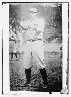 [Jack Onslow, Detroit AL (baseball)] (LOC) | Flickr - Photo Sharing!