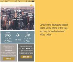 Four Seasons LUX App on Behance