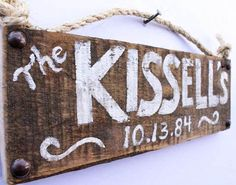 Custom White Wedding Sign Distressed Wood Decor Personalized Family Name Beach Wedding Reception Custom Date Country Wedding Photo Prop