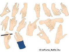 Hand Drawing Reference, Pose Reference, Anatomy Drawing, Human Anatomy, Sketch Poses, Hands Together, Funny Drawings, Girls Hand, Art Tips