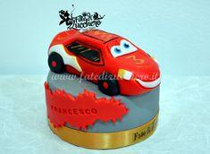 Sugar Kit per Torta Cars: Saetta Mc Queen | | Fate di Zucchero - Cake Designers