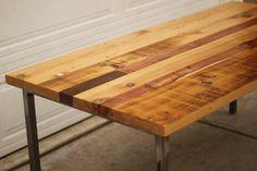 Image result for reclaimed wood desks