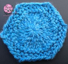 Knifty Knitter Loom Knit Granny Rounds