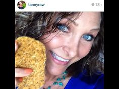 """RAW VEGAN CORN CHIPS / TIPS TO GET TO A HIGH RAW DIET """"dehyderared series"""" - YouTube"""