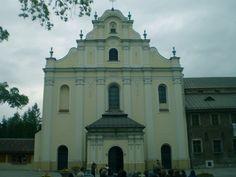 Krakow// Mogila// Holy Cross Basilica