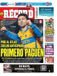 RÉCORD Guadalajara 23-05-2012