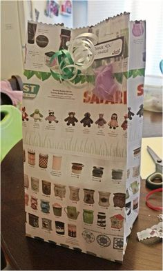 How To: Large Product List Scentsy Bag