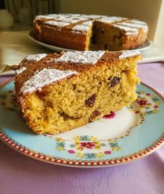 Sweets Cake, Greek Recipes, Baking Blogs, Banana Bread, French Toast, Cooking, Breakfast, Desserts, Cakes