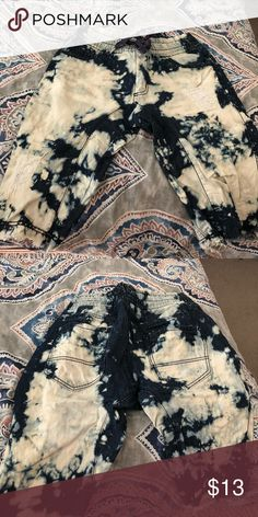 Slim Straight Fit Camouflage Crincle Look Justing Men/'s Designer Jeans
