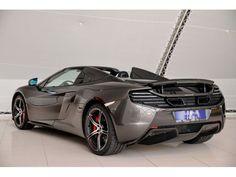 McLaren 650S - 3.8 Spider-Akrapovič Exhaust-Dealer car - 2014 - Benzine - AutoWereld.nl
