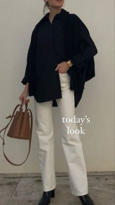 Mode Outfits, Fall Outfits, Fashion Outfits, Womens Fashion, Cute Casual Outfits, Casual Chic, Stylish Outfits, Looks Street Style, Looks Style