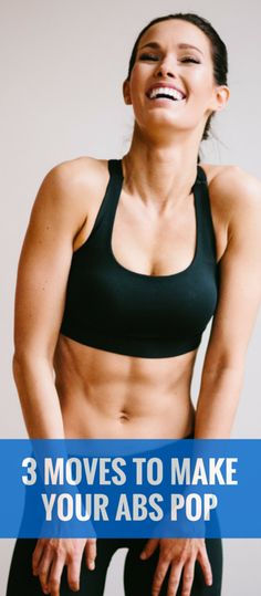 Workout that will make your core strong and stable so your abs will pop. #abs #fitness #workout http://lindseyreviews.com/lower-abs-workout-for-women/