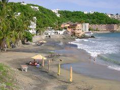 Playa Santiago - México - Manzanillo Colima