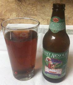 Saint Arnold Christmas Ale | Beers I've Had | Pinterest ...