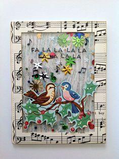 Under the Tree: Christmas Cards | Guest Designer: Kim Mathura