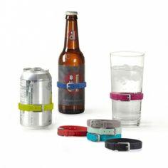 Drinkmarkers belt set/8 Umbra