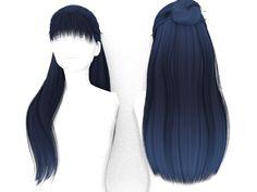 Mila Hair by Urbanpixelcreations