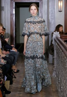 VALENTINO Pre Fall 2017 Fall Donna - Look 6 of 55