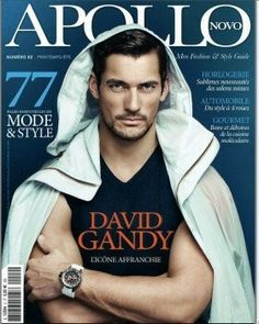 @DavidXGandy Jueves de #TBT #GandyGirls . Feliz día a todas #DavidGandy #Apollo #magazine