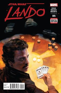 Star Wars: Lando (2015) Issue #5