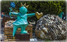 Sicily: Taormina … its Way of Art by SwissFiveNine