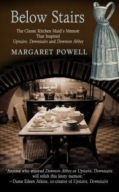 Below Stairs | Margaret Powell. For more information visit www.houstonlibrary.org or call 832-393-1313.