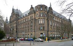 Polizeidirektion Hannover Bau