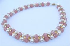#Dainty Vintage Pearl Necklace...    repin ..  like ...share :)    $114.95 Get Yours Now! http://amzn.to/Xzhi3g