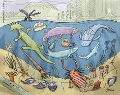 prehistoric sea animals - Google Search