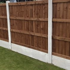 6ft x 6ft Ultra Heavy Duty Closeboard Fence Panel Feather Edge Fence Panels, Garden Design, Outdoor Decor, Design Ideas, Landscape Designs, Yard Design