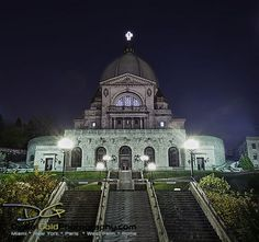 St Josephs Oratory - Montreal, Canada