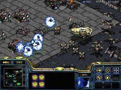Starcraft 1 - Terran/Protoss