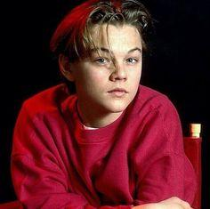 Leonardo DiCaprio in 1992 Alan Thicke, Leonardo Dicaprio Photos, Leonardo Dicapro, Leo And Kate, Kirk Cameron, Marie Gomez, New Poster, Hollywood Actor, Brad Pitt