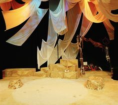 Theatre Sets: A photography series by Ines Gennuso