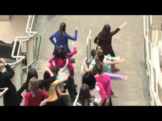 I Believe - A Flash Mob Tribute - Watch this inspiring troupe of Flash Mob dancers raise breast cancer awareness!