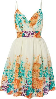 Pussycat Floral Sun Dress