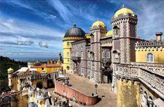 Palácio da Pena, O Palácio dos Sonhos em Sintra - Portugal