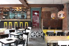 ROTA Restaurante / Masif