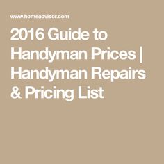 Products and services for your handyman business handyman edge.