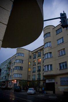 modernizm w Łodzi