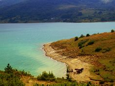 #lake of #campotosto