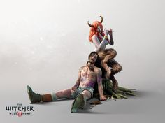 Witcher 3 Hearts of Stone, The   Succubus by Scratcherpen.deviantart.com on @DeviantArt